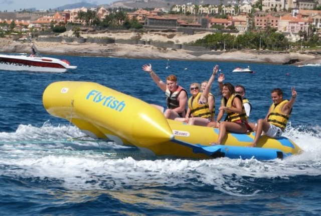 Participate In Watersports At Costa Adeje