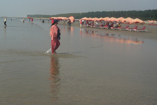 Spectacular Sea Beach Of CoxBazar