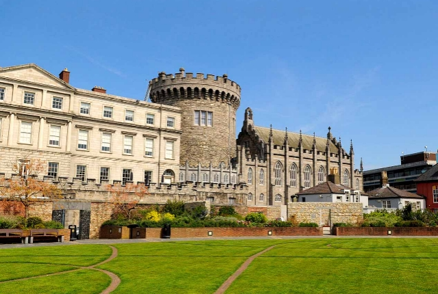 Take A Tour Of The Dublin Castle