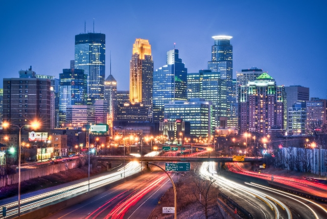 The City Of Minneapolis