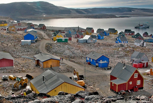 The Eskimo Settlement Of Greenland