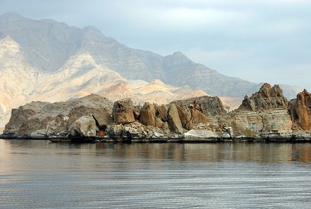 The Frankincense Coast