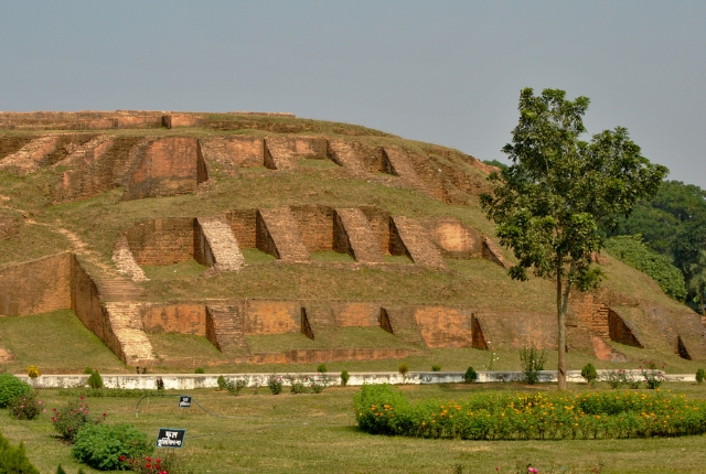 The Ruins Of Mahasthangarh