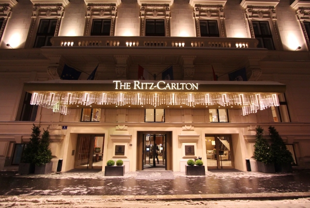The Sophisticated, Ritz Carlton Vienna