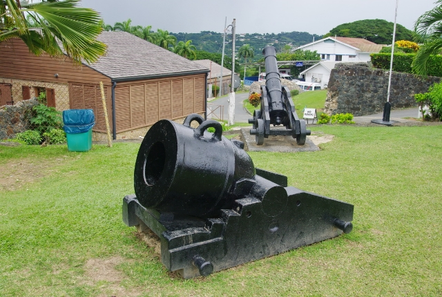 Tobago Museum And Fort King George In Tobago