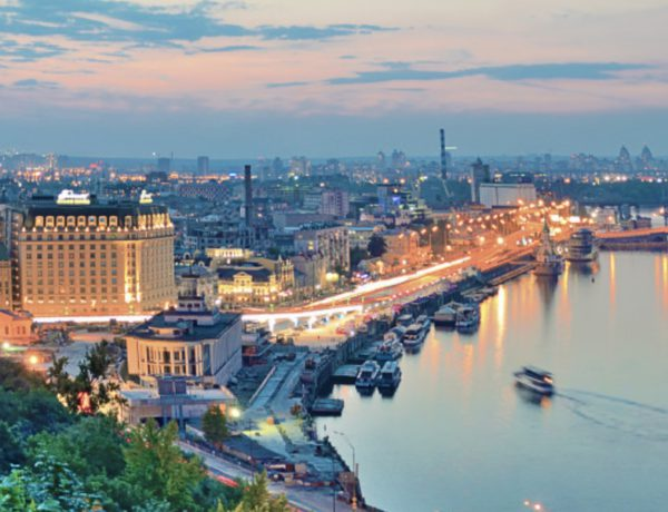 Tourist Attractions In Ukraine