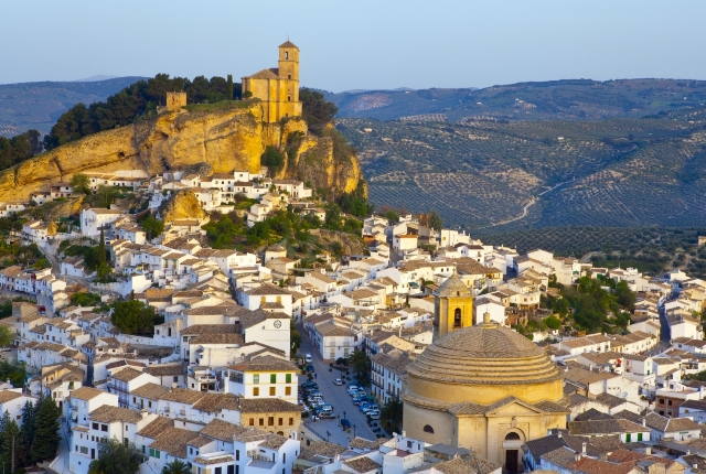 Visit The Alpujarras Villages