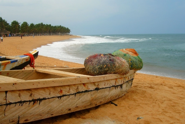 Visit The Beaches In Togo