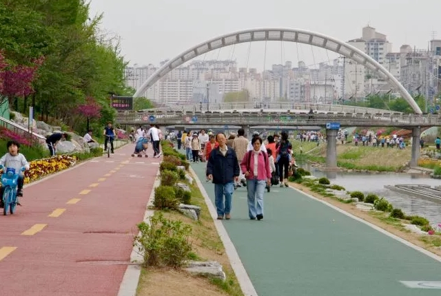 Walk To Han River And Do Take A Ride