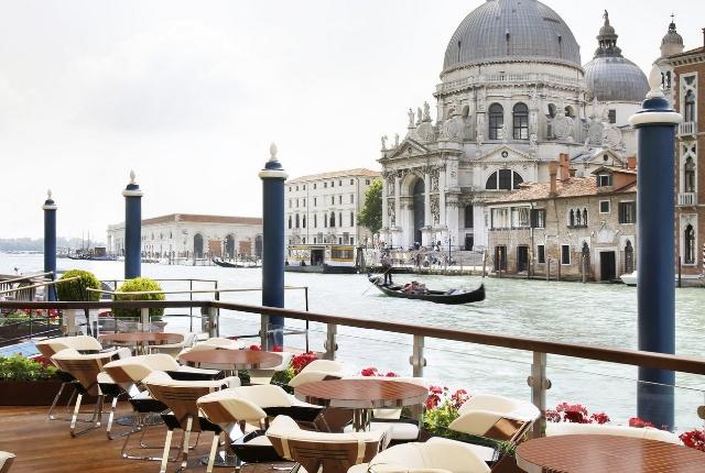 Club Del Doge Restaurant Venice