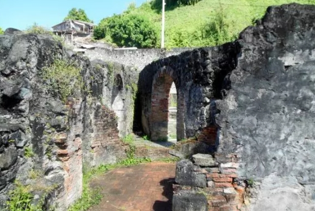 Discover Volcanic Ruins At St. Pierre