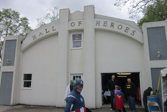 Hall of Heroes Of Elkhart