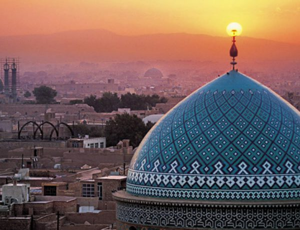 Historic Attractions Of Iran