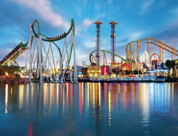 Kid Friendly Theme Parks In Florida