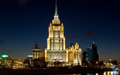 5 Best Luxury Hotels In Moscow