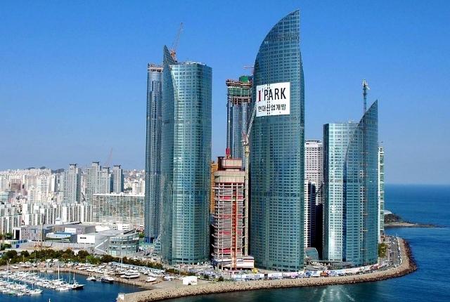 Park Hyatt Busan South Korea