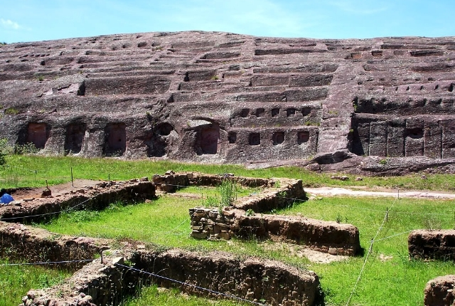 The Mysterious Ruins Of Samaipata