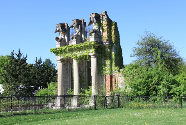 The Ruins Of Indianapolis