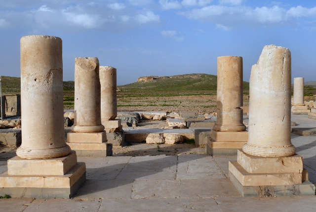 The Ruins Of Pasargadae