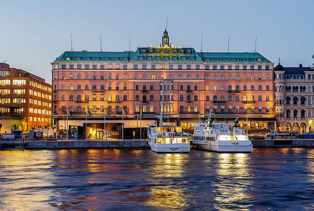 The Stunning, Grand Hotel, Stockholm