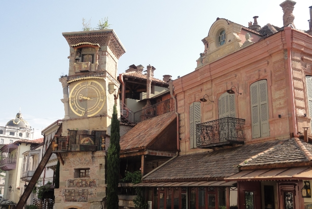 Tour The Old Town Tbilisi