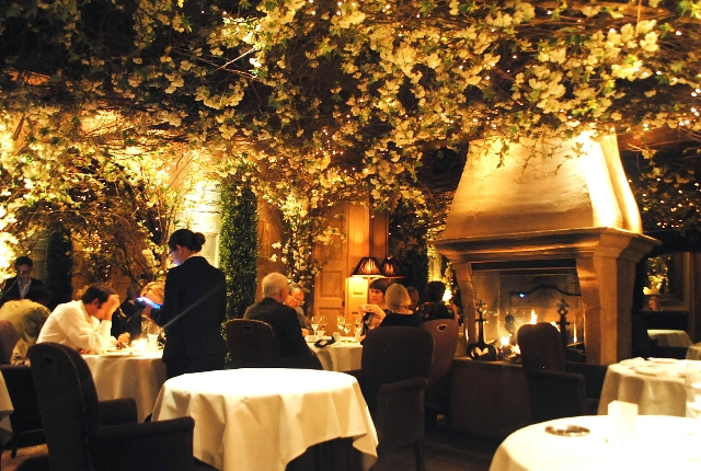 A Romantic Dinner At Clos Maggiore