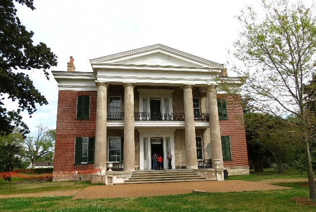 Arlington House, Natchez