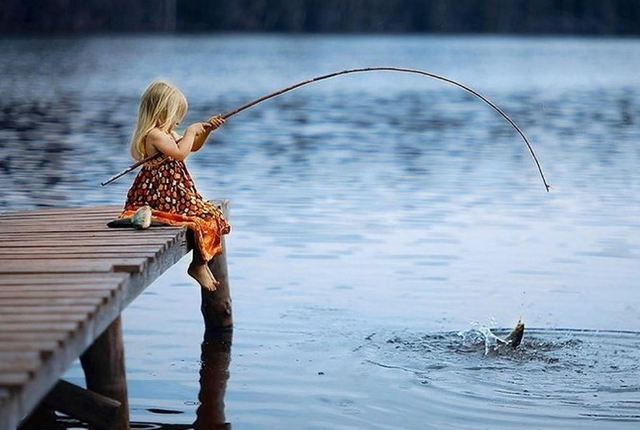 Go For Fishing
