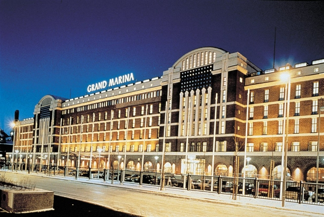 The Luxe, Hotel Scandic Grand Marina