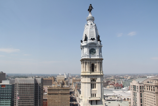 Top Of City Hall