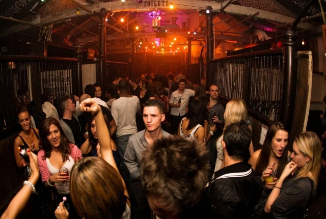 Visit Proud Camden Club After Dark