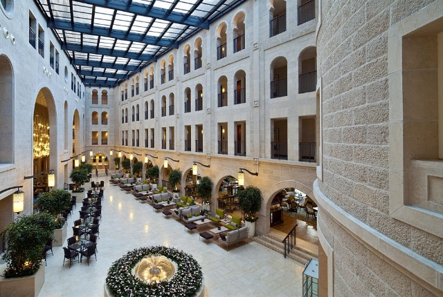 Waldorf Astoria Jerusalem
