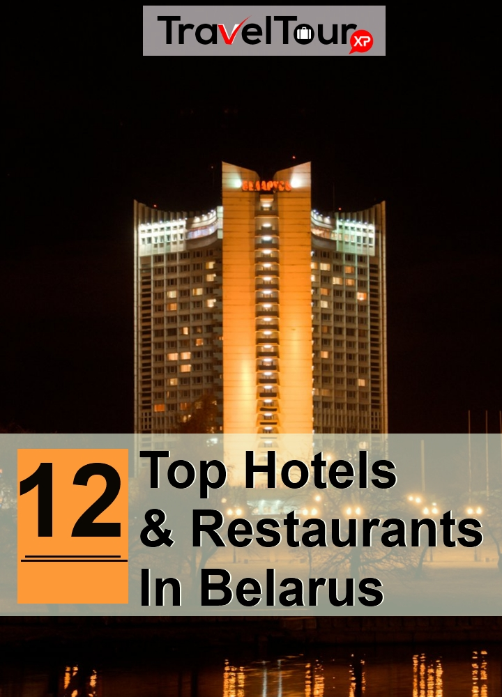 Hotels And Restaurants In Belarus