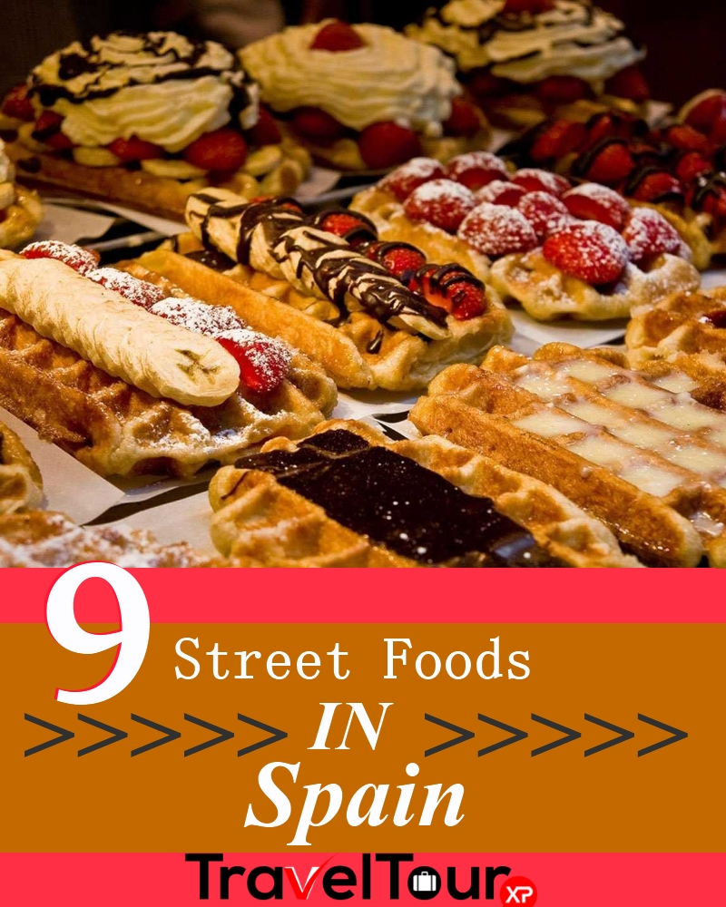 Best Street Foods In Spain You Must Try