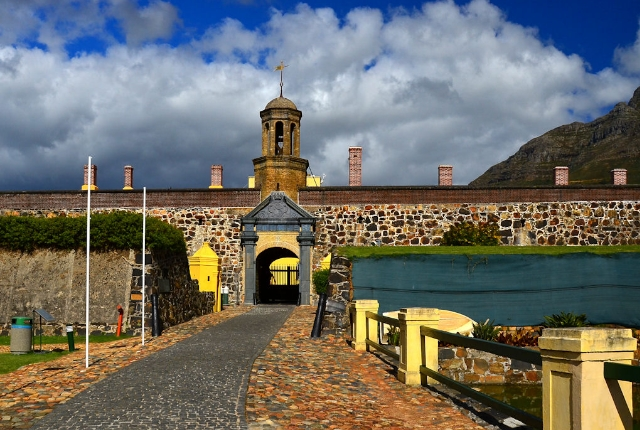 Castle Of Good Hope Of Cape Town