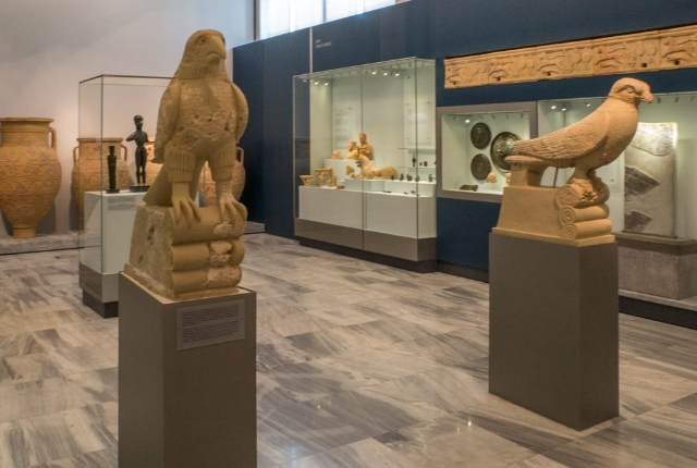 Explore Heraklion Archeological Museum
