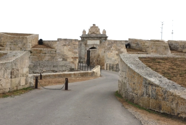Fortresses Of Marlborough And La Mola
