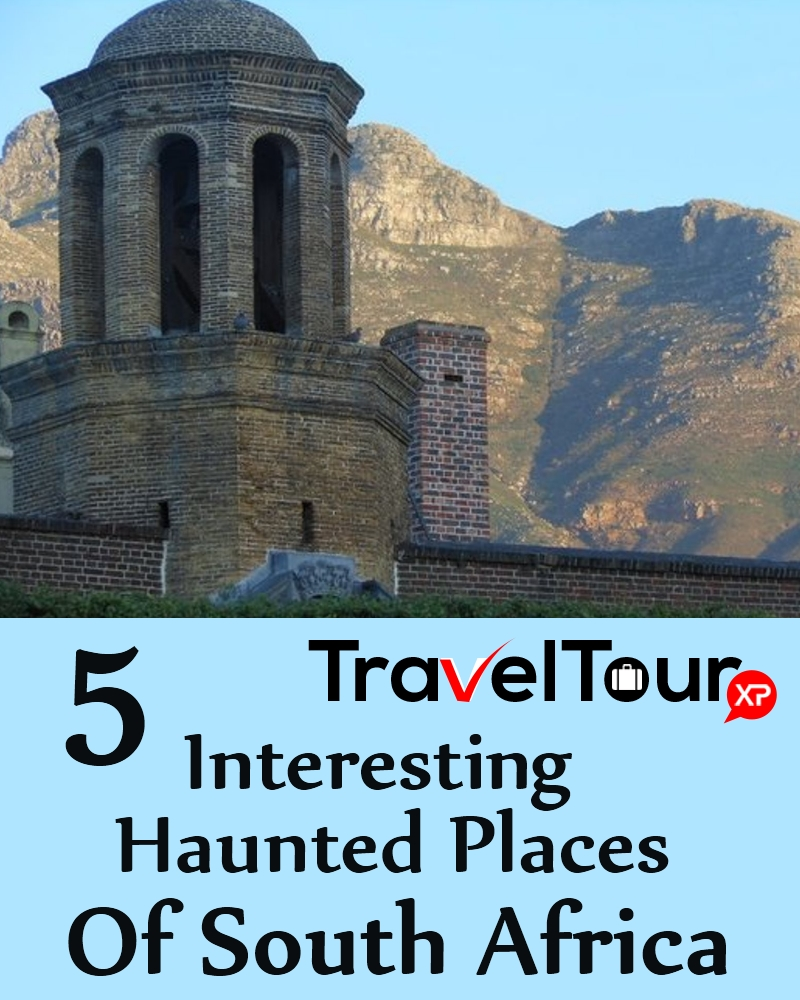 Haunted Places Of South Africa