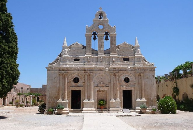 Historic Arkadi Monastery