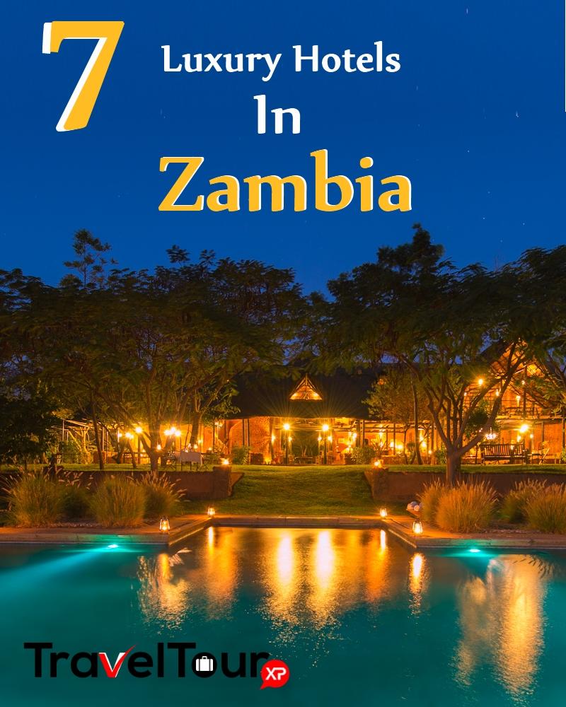 7 Luxurious Honeymoon Destinations Hotels: 7 Classic Luxury Hotels In Zambia