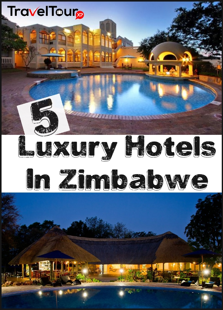 Luxury Hotels In Zimbabwe