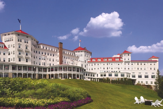 Omni Mount Washington Resort, New Hampshire