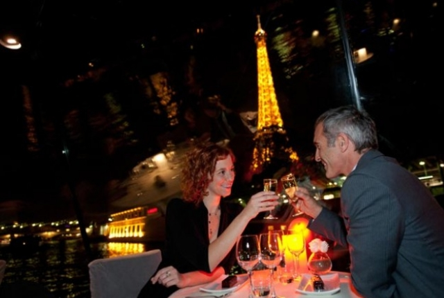 Parisian Romantic Dining