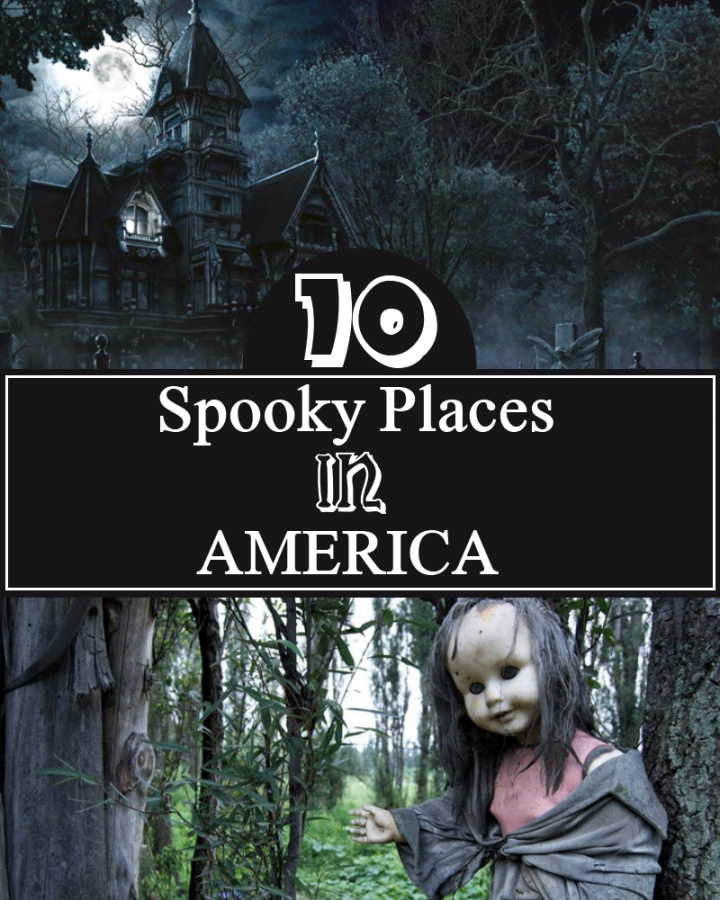 Seriously Must Visit Spooky Places In America