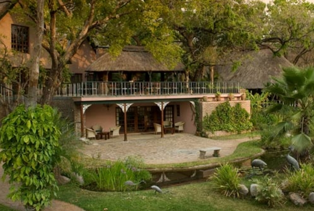 Stanley and Livingstone Safari Lodge