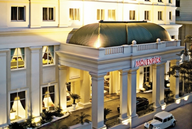The Awesome, Movenpick Hotel Hanoi