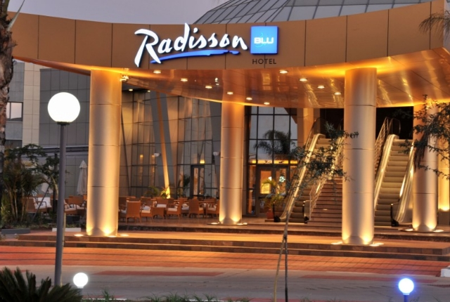The Awesome, Radisson Blu Hotel