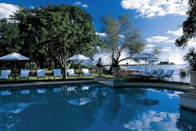 The Charming, Royal Livingstone Hotel