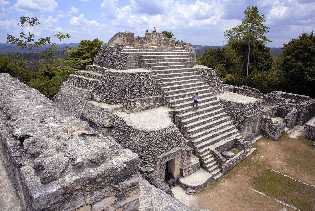 The City of Caracol, Belize