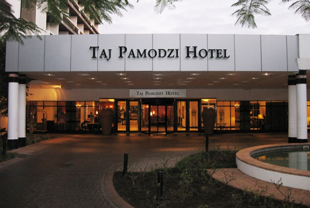 The Incredible, Taj Pamodzi Hotel